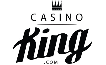 Casino-King.com - Website - Logo - Part of the King brand.