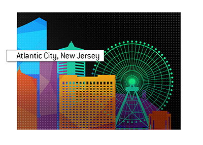 Focused on entertainment - Atlantic City, New Jersey is a fascinating place.