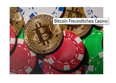 Das beste Online Casino, das unserer Meinung nach Bitcoin akzeptiert, ist...