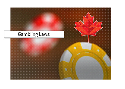The gambling laws are changing in the country of Canada.