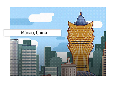 Casinos in Macau, China are some of the top destinations for worlds high rollers.