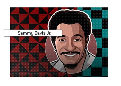One of the las Vegas legends - Mister Show Business - Sammy Davis Jr.