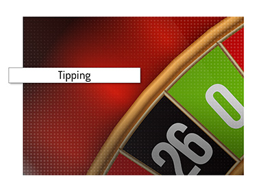 The topic of tipping while playing in online casinos is discussed in this article.